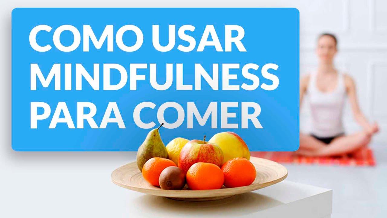 mindfulness para la comida
