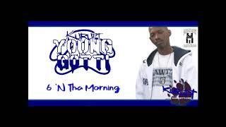Kurupt Young Gotti Tha Dogg Pound 6 N Tha Morning Ice T Cover 2004 Death Row Rare