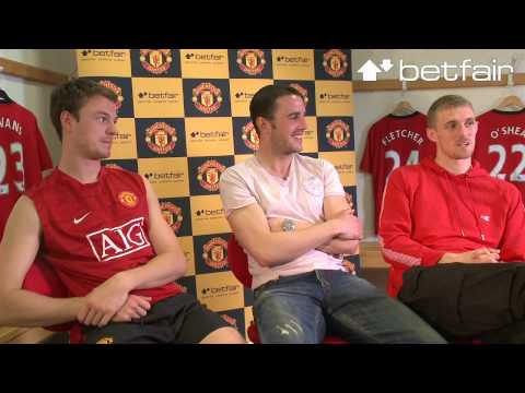 Fletcher, Evans & O'Shea funny confessions