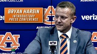 Bryan Harsin Is Introduced As Auburn's New Head Football Coach