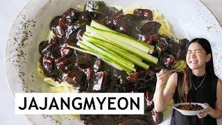 RESEP JAJANGMYEON MIE HITAM KOREA - #KITCHENTAKEOVER - 07