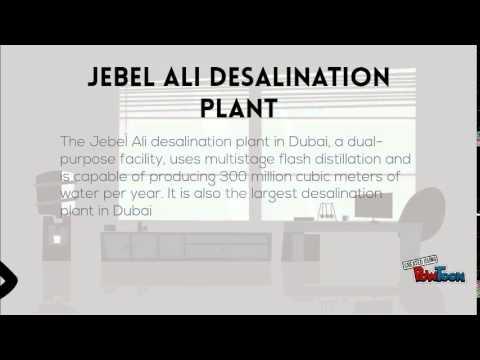 Desalination- UAE- Aadi Jeevaraj