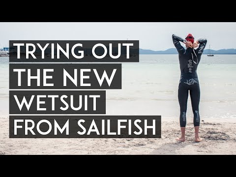 Testing The Sailfish Ultimate IPS Wetsuit | Pro Triathlete In Mallorca