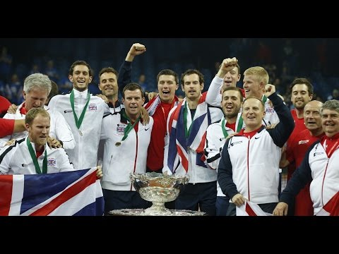 FANS DAVIS CUP 2015 PERSPECTIVE TRAVELLING TO GHENT GB VS BELGIUM #backthebrits