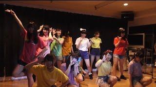 20160805 d-girls応援企画 緊急!事務所ライブ 会場:ライブプロホール ...
