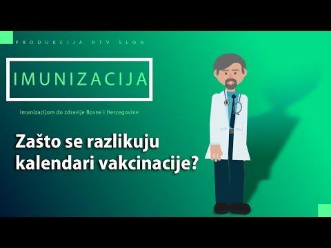 IMUNIZACIJA - Zašto se razlikuju kalendari vakcinacije?