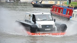 TOP GEAR's Hovervan: Great Moments with RICHARD HAMMOND - BBC America
