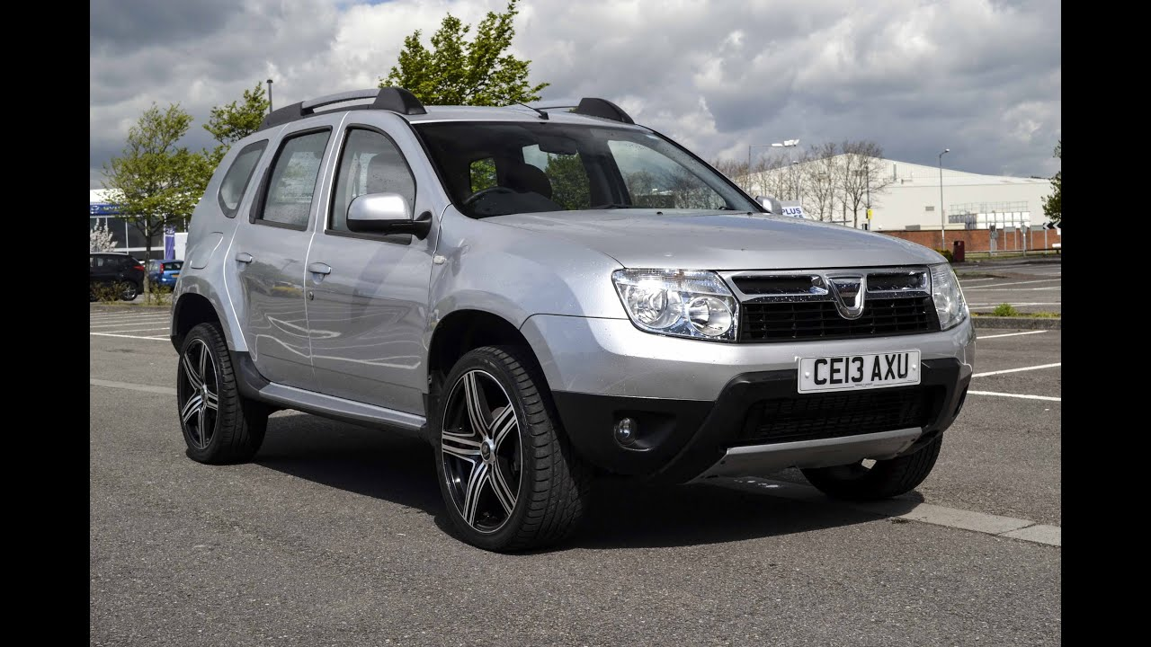wessex garages newport used dacia duster 1 5 dci 110. Black Bedroom Furniture Sets. Home Design Ideas