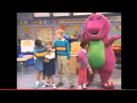 Barney and Friends I Love You 1992 Version