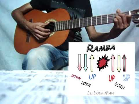 Ana ayesh - Amr Diab Guitar lesson facil