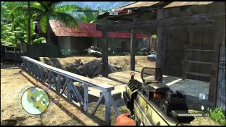 Far Cry 3 multiplayer gameplay PS3 MUDSLIDE 720p