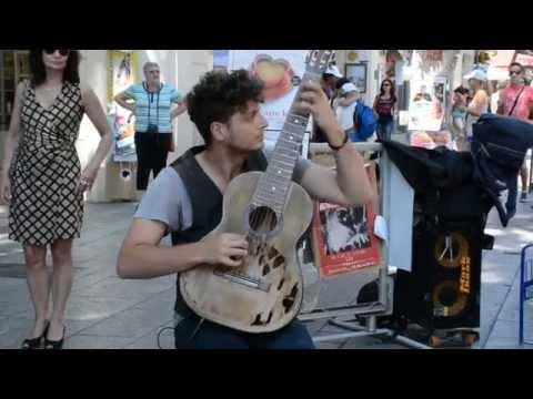 TOM WARD 2 live in Avignon