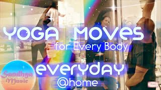 Introductory Class w/ Yoga Moves for Every Body on Shaw TV Vancouver