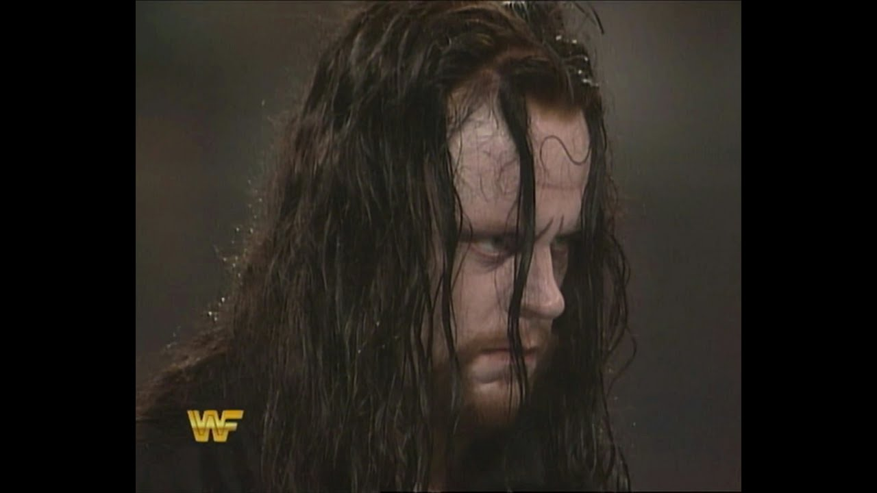 The UNDERTAKER VS Mike bell ( 1994 ) - YouTube