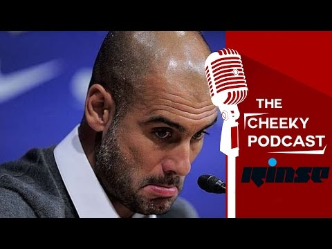 CONFIRMATION THAT PEP GUARDIOLA IS A FRAUD | MAN UTD ARE BACK | Cheeky x RinseFM