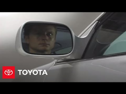 2005 Avalon How-To: Power Sideview Mirrors (XLS)   Toyota