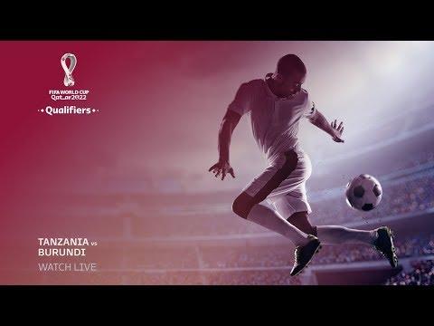 Tanzania V Burundi - FIFA World Cup Qatar 2022™ Qualifier