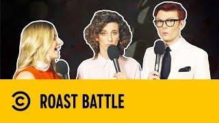 Felicity Ward & Rhys Nicholson with Harriet Kemsley | Post Roast | Roast Battle