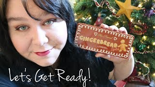 GRWM - Too Faced Gingerbread Spice Palette