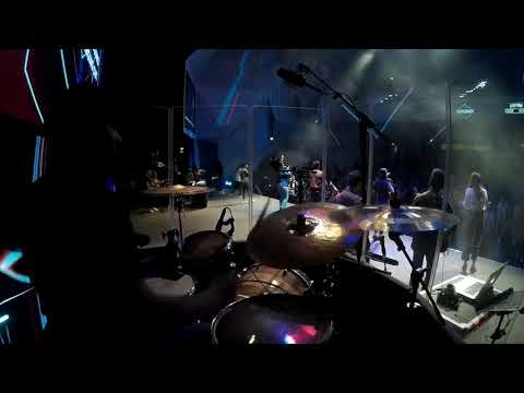 Planetshakers - New Era - Live Drum Cover