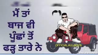 Sher Shor Marna Ta Dss Munde Nu | Hunter By Dilpreet Dhillon| New Letest Punjabi Song 2018