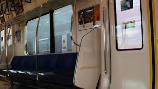 【JR京葉線★新習志野から海浜幕張】JR東日本 疑似乗車 新駅工事中