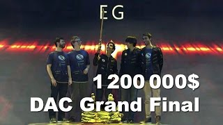 SumaiL Spirit - EG vs VG DAC Grand Final Dota 2