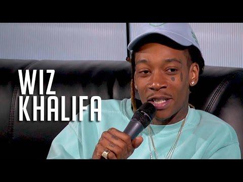Wiz Khalifa on Bash Saying Bad Words, Amber Rose + Baby Mama Goals