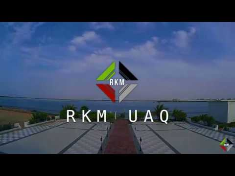 TimeLapse Of The Beautiful City Of Umm Al Quwain