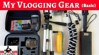You Don't Need Super Expensive Gear to Start Vlogging [ENG SUB]