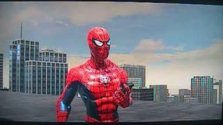 spider-man le règne des ombres - fin héros