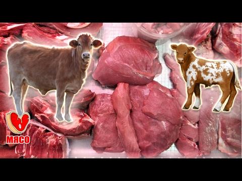 Как отличить телятину от свинины
