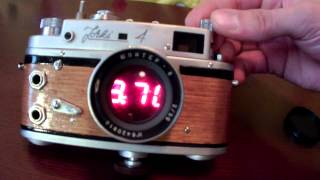 Блок питания - фотоаппарат. Фотоапарат Zorkei(, 2015-02-01T06:08:35.000Z)