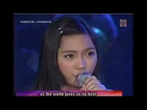 Charice Power of The Dream - Improved Audio