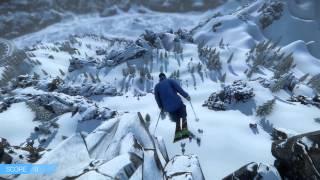 Snow alpha game play