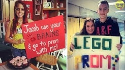 Cutest And Funniest Prom Proposals