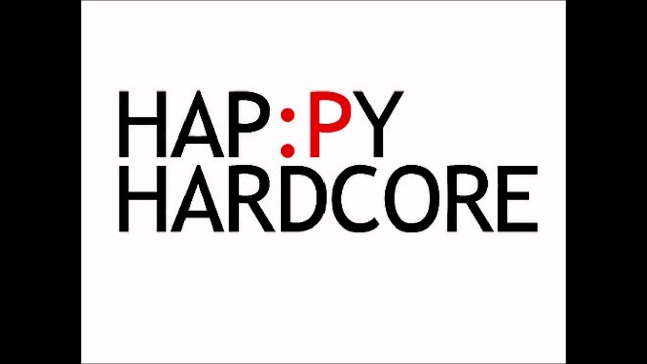 happy hardcore mix