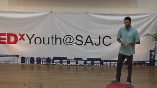 The Improbability of This Talk | Prithvi Gundlapalli | TEDxYouth@SAJC