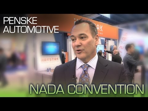 Penske Automotive on Retail Trends - NADA Convention 2015
