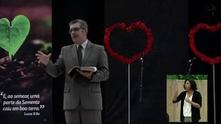 Mensagem 02.06.2019 18h 1Coríntios 11:23-32 O propósito da Ceia do Senhor '' Pr. Francisco Chaves