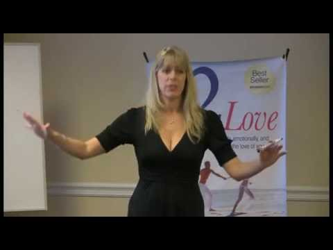 Fit 2 Love Presentation for Power of Pink Event at Torrance Marriot