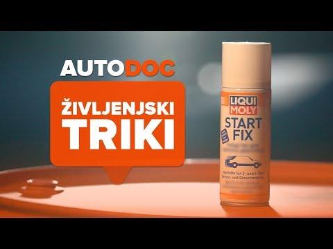 Kako hitro zagnati avtomobil v hladnem vremenu pod lediščem | AUTODOC