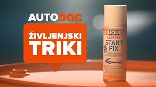 Top DIY avtomobilski triki