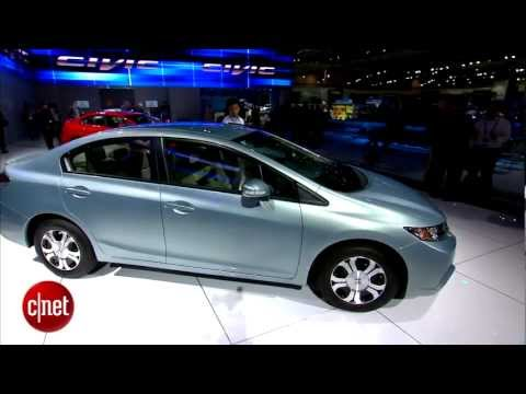 Car Tech - 2013 Honda Civic