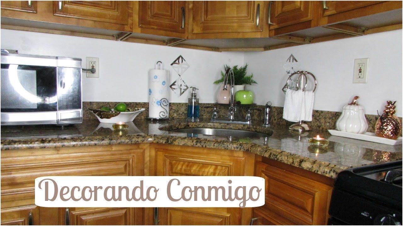 Como decorar arriba del fregadero kitchen countertop for Como ubicar la heladera en la cocina