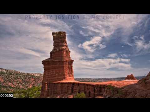 Lighthouse: HD Time Lapse (Palo Duro Canyon)