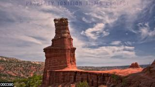 Lighthouse: HD Time Lapse (Palo Duro Canyon)