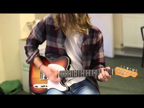 Jack Grace and Freestyle Guitars