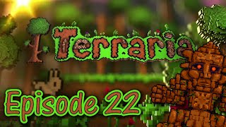 Terraria #22: FARM GOLEM LẤY ĐỒ ĐÊ!!!