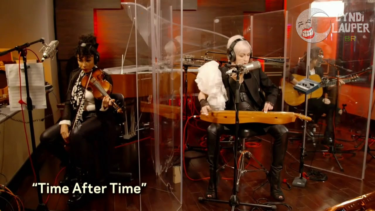 Grammy Salutes: Cyndi Lauper performing Time After Time